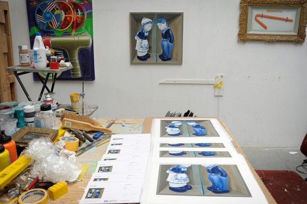 Atelier Leon Keer with Jan & Grietje