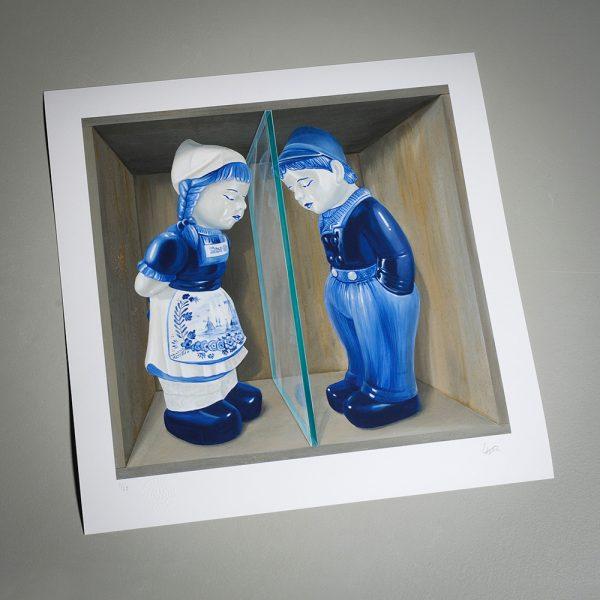 Limited Edition Print Jan & Grietje