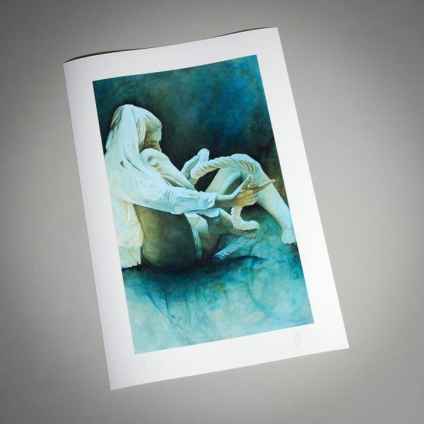 Daan Noppen - Fabric VI limited edition print